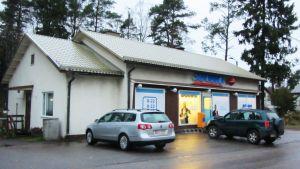 Siwa-myymälä Kotkan Korelassa