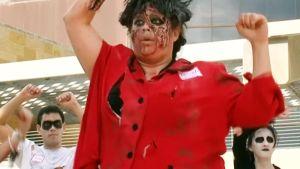 Thriller-tanssi.
