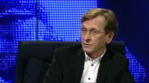 Kansainvälisen oikeuden professori Martti Koskenniemi 30.10.2013.
