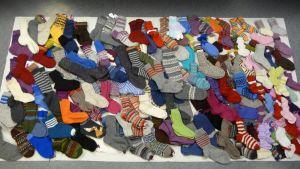 Sukkakeräyksen sukat