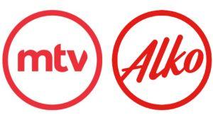MTV:n ja ALKON LOGOT