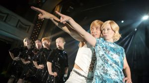 Katri Helena -näytelmä Joensuu kaupunginteatterissa syksellä 2013.