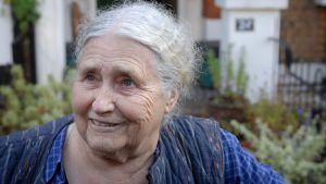 Doris Lessing lokakuussa 2007.