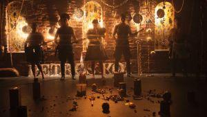 Kuva Teatteri Telakan esityksestä Petroskoi (2013)