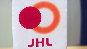 JHL:n viiri.