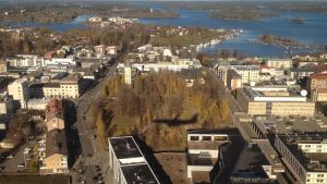 Air Baltic lopettaa lennot Lappeenrannasta Riikaan.