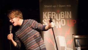 Stand up -koomikko Matti Paalanen