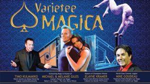 Varietee Magica -shown juliste