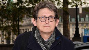 Guardianin päätoimittaja Alan Rusbridger saapui tiistaina parlamentin sisäasiainkomitean tenttaukseen.