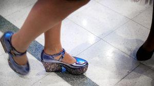 Minna Parikan kengät.