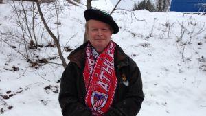 Politiikan tutkija Tapio Kuure