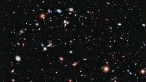 Galakseja taivaalla