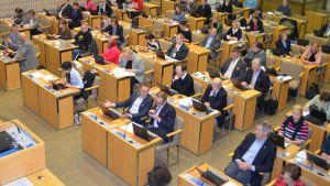 Helsingin kaupunginvaltuusto