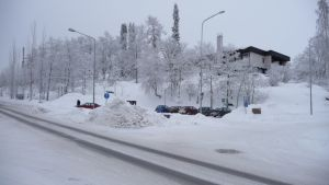 Nälkälinnanmäki on Savonlinnan ensimmäinen julkinen puisto