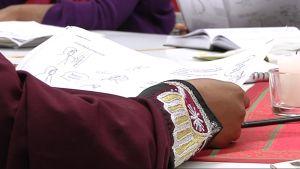 Maahanmuuttajanuoren käsi ja kieliopas