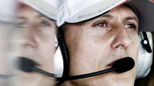 Formulakuski Michael Schumacher.