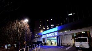 Grenoblen sairaala kuvassa