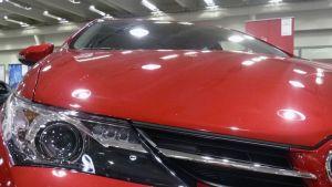 Uusien autojen kauppa