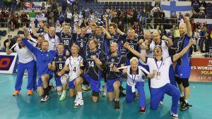 Suomen lentopallomaajoukkue