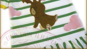 Kuva mekossa olevasta kanista.
