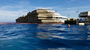 Costa Concordia -laiva