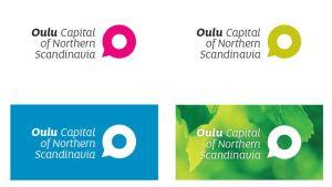 Oulun kaupungin uusi graafinen ilme