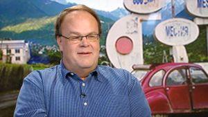 Harri Tuomola Valkeakoskelta on körötellyt rättisitikallaan 50 maassa.