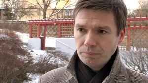 Ulkopoliittisen instituutin vanhempi tutkija Charly Salonius-Pasternak.