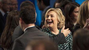 Hillary Clinton syyskuussa 2013.