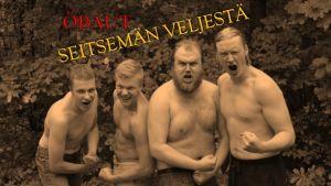 IRTI-teatterin Öbaut seitsemän veljestä