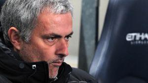 Chelsean valmentaja Jose Mourinho