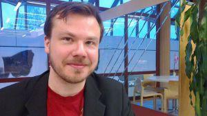 Filosofian tohtori Lauri Järvilehto.