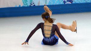 Julia Lipnitskaja kuvassa