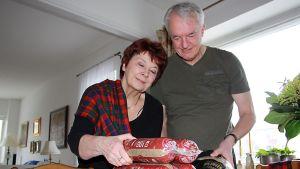 Marika Fryer ja Richard Fryer