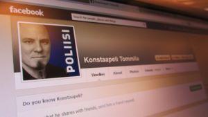 Nettipoliisi Jarkko Tommilan sivut Facebookissa