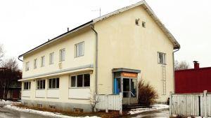 Bändien talo sijaitsee Joensuun Penttilässä