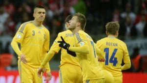 Ukrainan jalkapallomaajoukkue