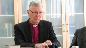 Mikkelin hiippakunnan piispa Seppo Häkkinen