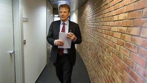 Europarlamentaarikko Hannu Takkula (Kesk./ALDE)