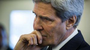 Yhdysvaltain ulkoministeri John Kerry.
