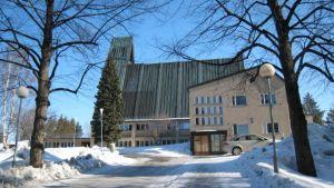 Pielisensuun kirkko Joensuussa.