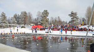 Talviuinnin MM 2014 Rovaniemellä