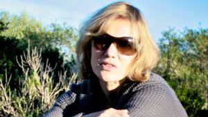 Sari Saarelainen kuvassa