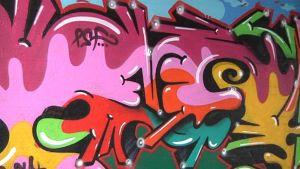 Oulu; Katutaide; graffiti