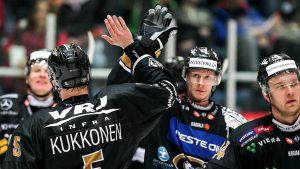 Lasse Kukkonen ja Mika Pyörälä