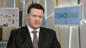 Fennovoiman hallituksen puheenjohtaja Pekka Ottavainen.