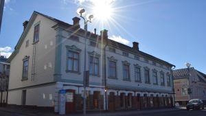 Jurveliuksen talo; Oulu; vanha talo