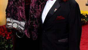 Jan ja Mickey Rooney Hollywoodissa 2008.