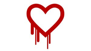 Sydän, josta valuu veripisaroita.