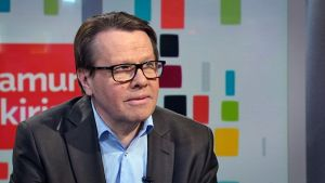 Entinen Kokoomus-poliitikko ja ministeri Kari Häkämies.